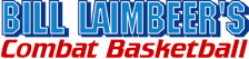 Bill Laimbeer's Combat Basketball logo