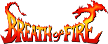 Breath of Fire logo