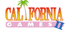 California Games II logo
