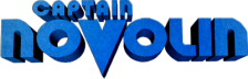Captain Novolin logo