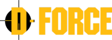 D-Force logo