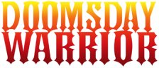 Doomsday Warrior logo