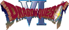Dragon Quest VI - Maboroshi no Daichi logo