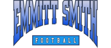 Emmitt Smith Football logo