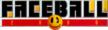 Faceball 2000 logo
