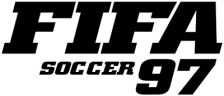 FIFA '97 - Gold Edition logo