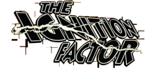 Ignition Factor, The logo
