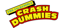 Incredible Crash Dummies, The logo