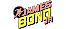 James Bond Jr. logo