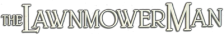 Lawnmower Man, The logo