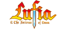 Lufia & The Fortress of Doom logo