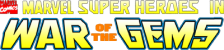 Marvel Super Heroes - War of the Gems logo
