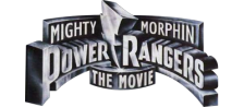 Mighty Morphin Power Rangers - The Movie logo