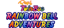 Pop'n TwinBee - Rainbow Bell Adventures logo