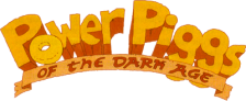 Power Piggs of the Dark Age logo