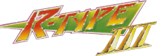 R-Type III - The Third Lightning logo