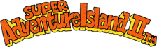 Super Adventure Island II logo