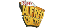 Super Alfred Chicken logo