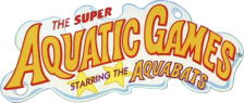 Super Aquatic Games - Starring the Aquabats logo