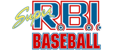 Super R.B.I. Baseball logo