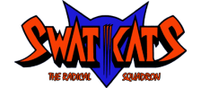 SWAT Kats - The Radical Squadron logo