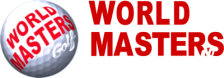 World Masters Golf logo