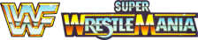 WWF Super WrestleMania logo