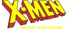 X-Men - Mutant Apocalypse logo