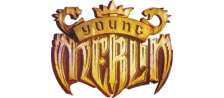 Young Merlin logo