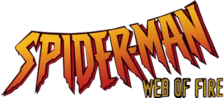 Amazing Spider-Man, The - Web of Fire logo
