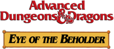 Eye of the Beholder -  Advanced Dungeons & Dragons logo