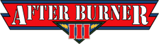 After Burner III logo