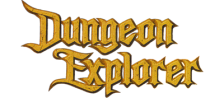 Dungeon Explorer logo