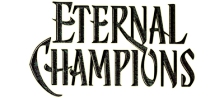 Eternal Champions - Challenge from the Dark Side logo