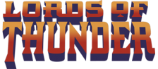 Lords of Thunder logo