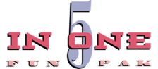 5 in 1 Funpak logo