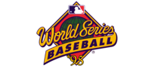World Series Baseball '95 logo