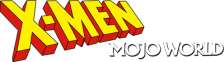 X-Men - Mojo World logo