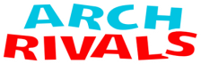 Arch Rivals - The Arcade Game logo