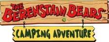 Berenstain Bears' Camping Adventure, The logo