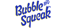 Bubble and Squeak logo