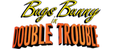 Bugs Bunny in Double Trouble logo