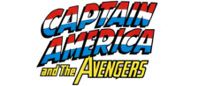 Captain America and the Avengers logo