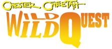 Chester Cheetah - Wild Wild Quest logo
