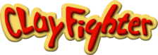 Clay Fighter logo