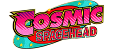 Cosmic Spacehead logo