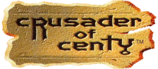 Crusader of Centy logo