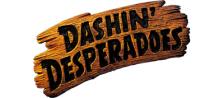 Dashin' Desperadoes logo