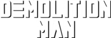 Demolition Man logo