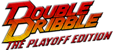 Double Dribble - The Playoff Edition logo
